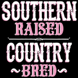 Southern Raised Country Tshirt - TshirtNow.net - 2