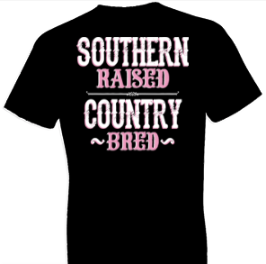 Southern Raised Country Tshirt - TshirtNow.net - 1