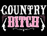 Country Bitch Tshirt - TshirtNow.net - 2