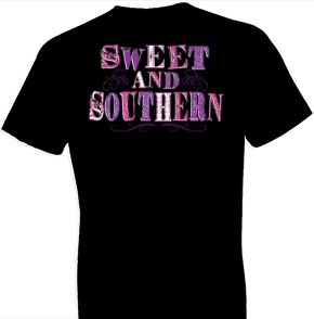 Sweet and Southern Country Tshirt - TshirtNow.net - 1