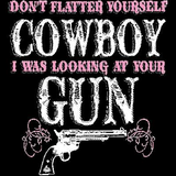 Looking At Your Gun Country Tshirt - TshirtNow.net - 2
