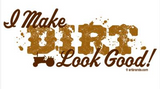 Make Dirt Look Good Country Tshirt - TshirtNow.net - 2