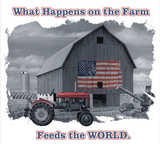 Feeds The World Country Tshirt - TshirtNow.net - 2