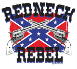 Redneck Rebel Country Tshirt - TshirtNow.net - 2