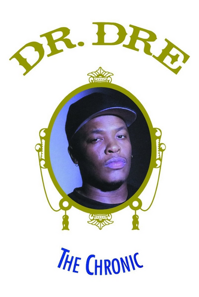 Dr. Dre The Chronic Poster - TshirtNow.net