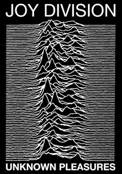 Joy Division- Unknown Pleasures Poster - TshirtNow.net