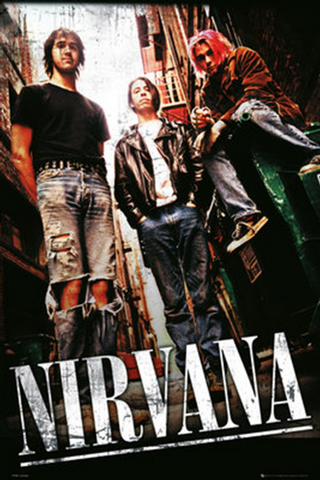 Nirvana Alley Poster