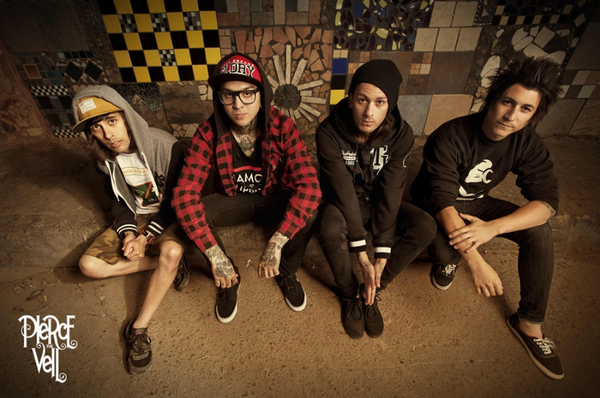 Pierce The Veil Poster - TshirtNow.net