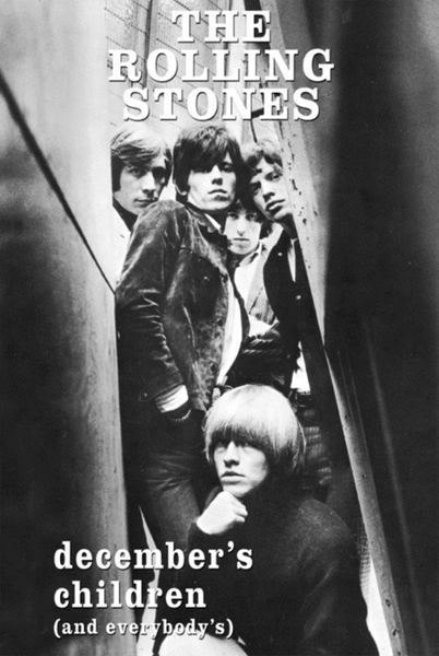 The Rolling Stones December's Children Poster - TshirtNow.net