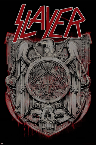 Slayer Medal Poster