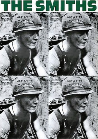 Smiths Meat is Murder Poster