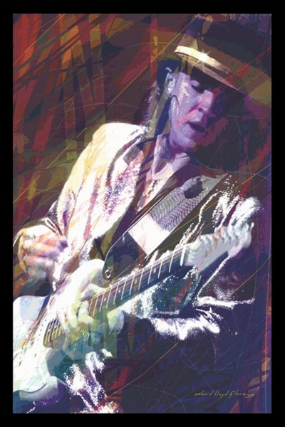 Stevie Ray Vaughan Poster - TshirtNow.net