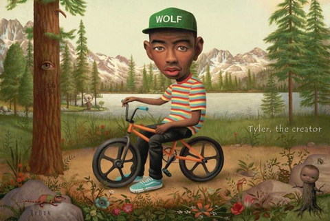 Tyler, The Creator Poster