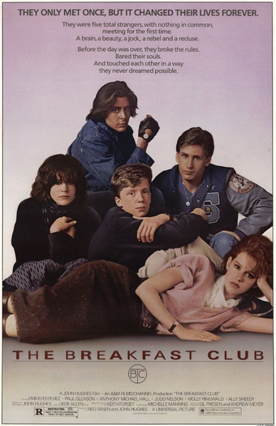Breakfast Club One Sheet Poster - TshirtNow.net