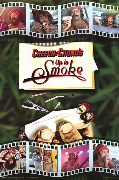 Cheech & Chong Up in Smoke Poster - TshirtNow.net