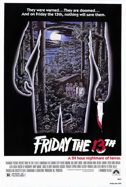 Friday The 13th Poster - TshirtNow.net