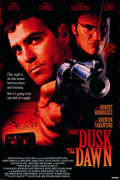 From Dusk Til Dawn Poster - TshirtNow.net