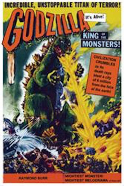 Godzilla King of the Monsters Poster - TshirtNow.net