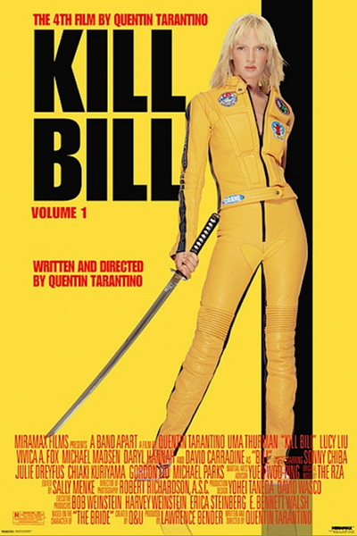 Kill Bill Poster - TshirtNow.net