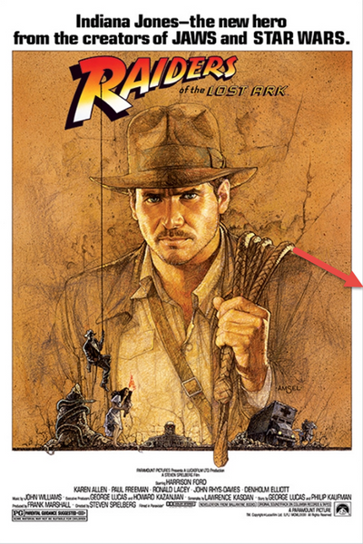 Raiders of The Lost Ark Poster - TshirtNow.net