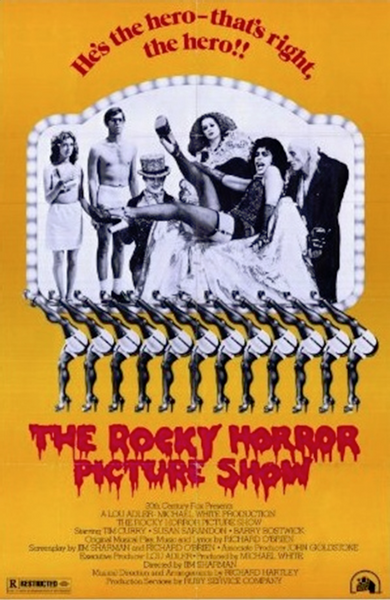 Rocky Horror Picture Show Poster - TshirtNow.net