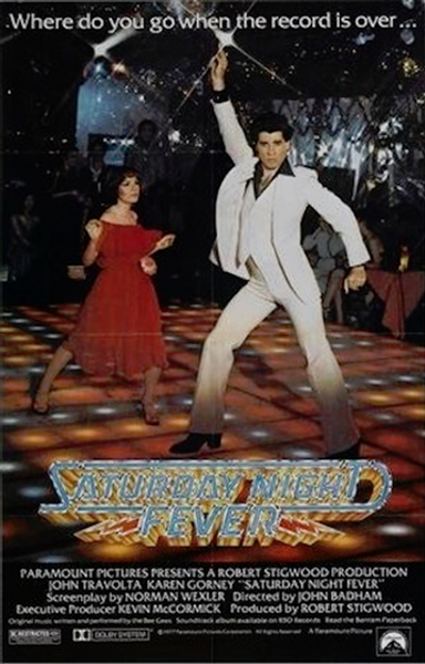 Saturday NIght Fever Poster - TshirtNow.net