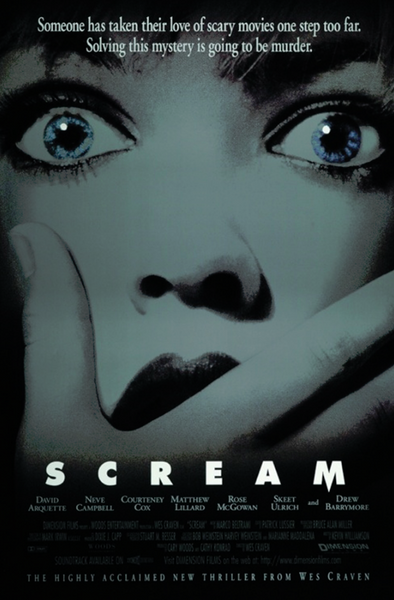 Scream Poster - TshirtNow.net