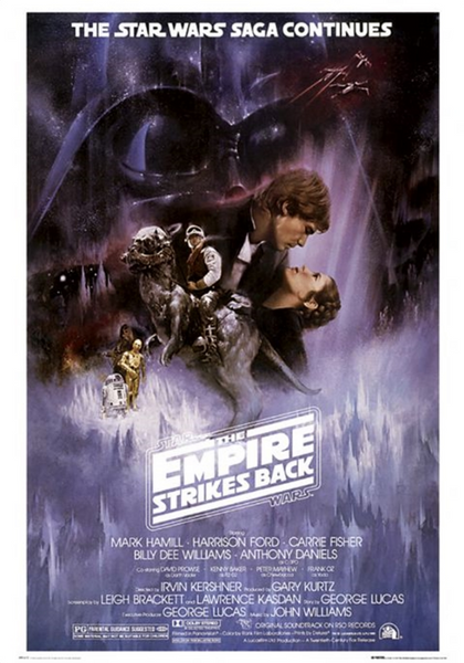 Star Wars Empire Strikes Back Poster - TshirtNow.net