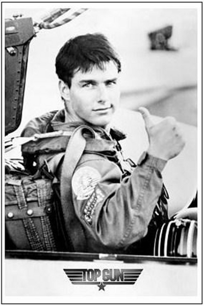 Top Gun Tom Cruise Poster - TshirtNow.net