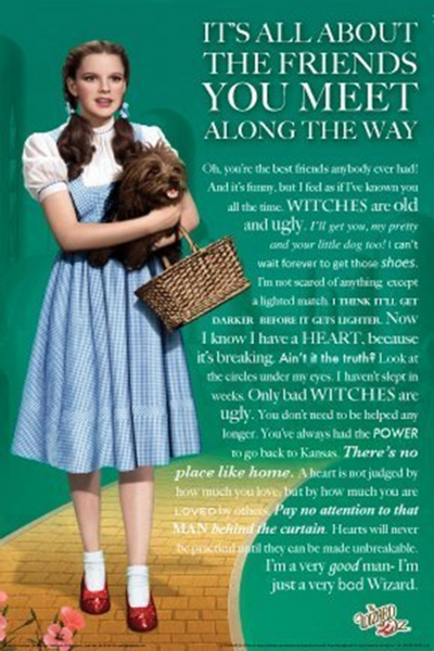 Wizard of Oz Poster - TshirtNow.net