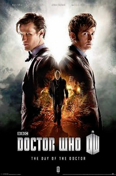 Doctor Who Day of the Doctor Poster - TshirtNow.net