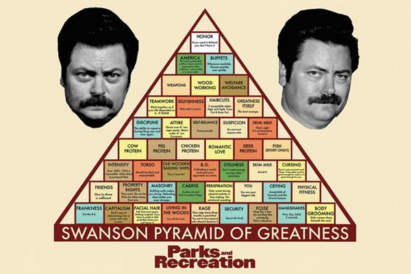 Parks and Recreation Ron Swanson Poster - TshirtNow.net
