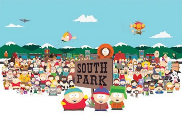 South Park Cast Poster - TshirtNow.net