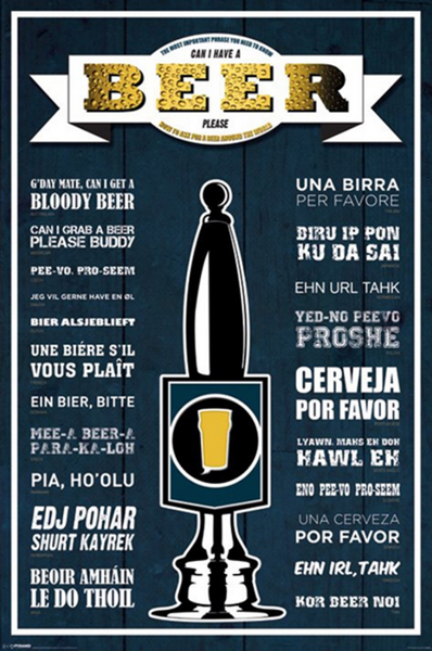 Can I Have A Beer Please? Poster - TshirtNow.net