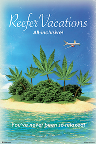 Reefer Vacations Poster