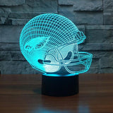 NFL PHILADELPHIA EAGLES 3D LED LIGHT LAMP