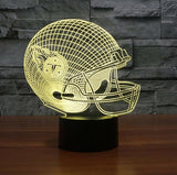 NFL TENNESSEE TITANS 3D LED LIGHT LAMP