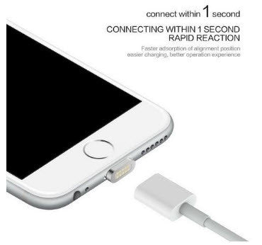 2.4A MAGNETIC DATA & CHARGING CABLE FOR IPHONE AND ANDROID