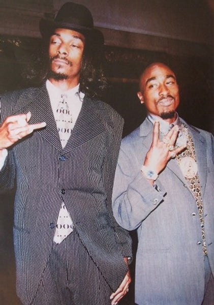 Tupac and Snoop Poster - TshirtNow.net