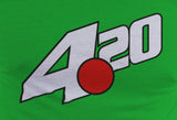 LIMITED EDITION: 420 green tanktop for Women - TshirtNow.net - 2