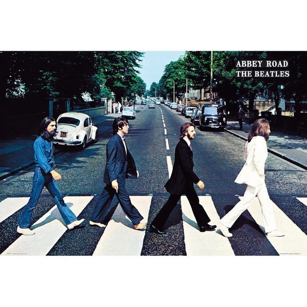 Beatles Abbey Road Poster - TshirtNow.net