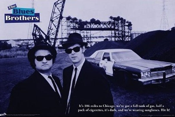 Blues Brothers Poster - TshirtNow.net