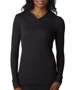 Next Level Womens Soft Thermal Hoodie