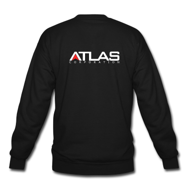 Atlas Corporation Logo Crewneck Sweatshirt