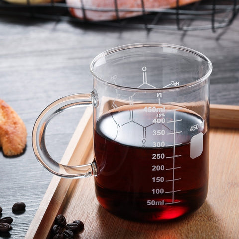 Double Wall Glass Coffee/Tea Mug