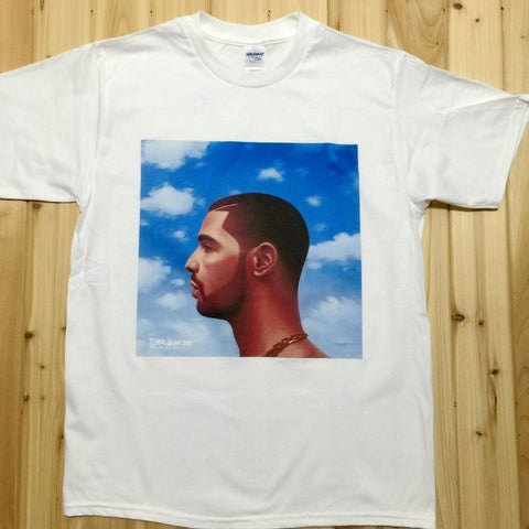 Drake Nothing Was the Same CD Cover T-Shirt tshirt
