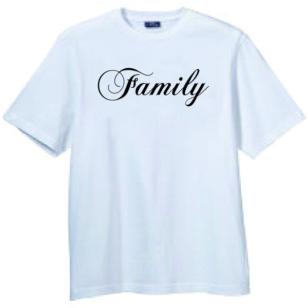 "Bishop Elite ""Family"" Tshirt (Black Print) - TshirtNow.net"