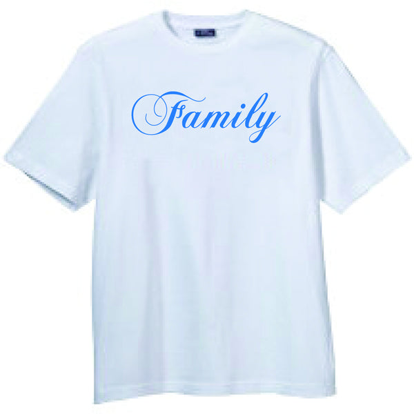 "Bishop Elite ""Family"" Tshirt (Blue Print) - TshirtNow.net"