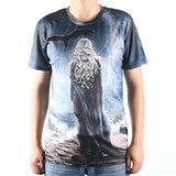 Game Of Thrones Allover 3D Oversize Print Tshirts - TshirtNow.net - 1