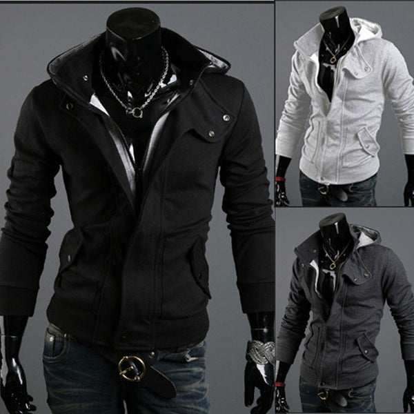 The Everyday Slim Cardigan Assassin Creed Hoodie